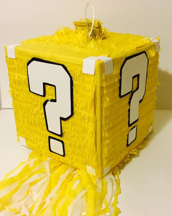 Hey, I found this really awesome Etsy listing at https://www.etsy.com/listing/215926863/surprise-box-pinata-awesome-for-a