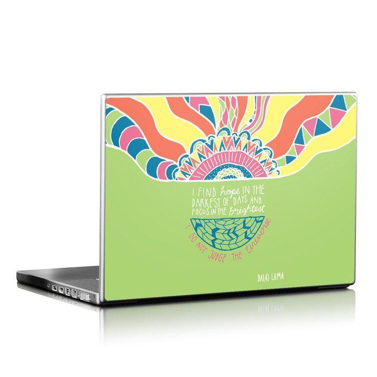 Laptop Skin - Dalai Lama by Susan Claire | DecalGirl