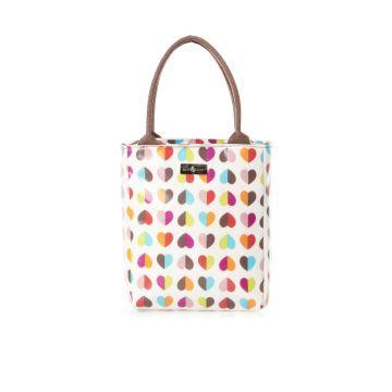 Confetti Insulated Lunch Tote Bag | 12.99 #BeauAndElliot