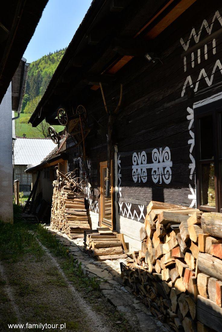 Zaciszna miejscowość, która poruszy Twoje serce... :) Čičmany