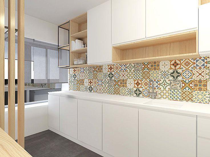Busca imágenes de Cocinas de estilo escandinavo de Homestories. Encuentra las mejores fotos para inspirarte y crea tu hogar perfecto.