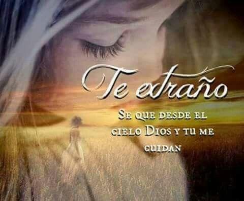 Q más puedo pedir... Tengo a Dios y a ti mi Papito q me cuidan desde el cielo.. :-*