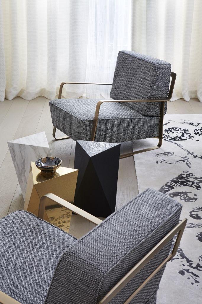 Binnenkijken een het luxe appartement in Parijs van een interieur ontwerpster - Roomed