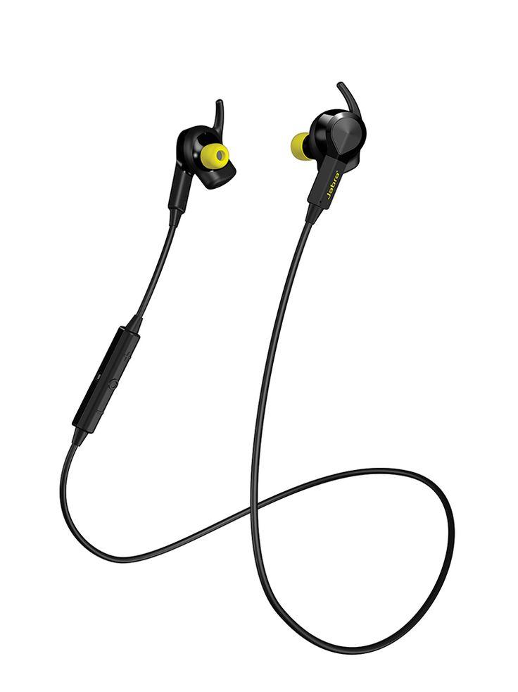 #Jabra présente ses écouteurs sans fil #SPORT PULSE Wireless avec moniteur cardiaque. #technology