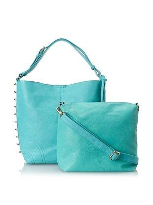 47% OFF Urban Originals Women's Avoca Shoulder Bag, Jade
