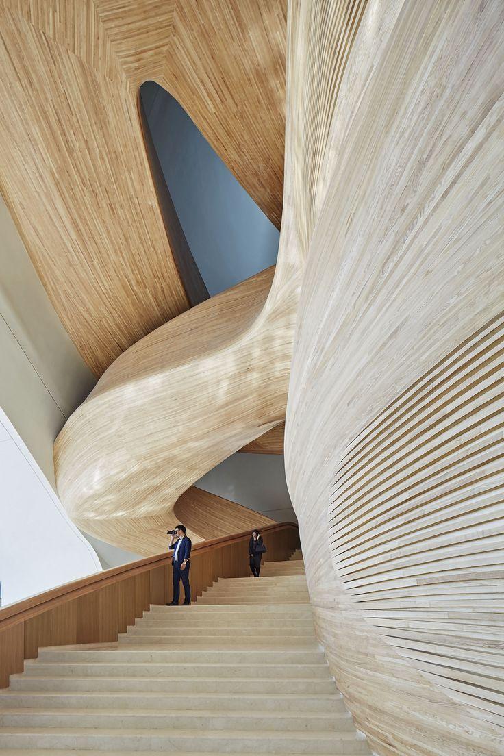 Harbin Opera House by MAD Architects / Harbin - China