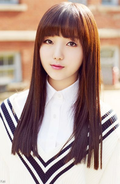 Name: Seungah Kim Member of: Lovelyz Birthdate: ?.?.1995
