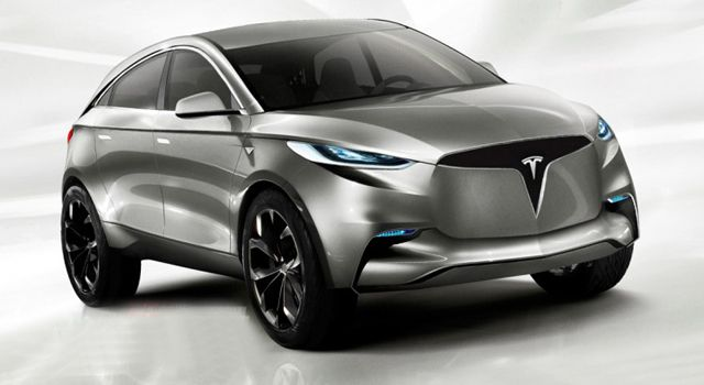 Tesla Model Y Suv –  Are you coming today?