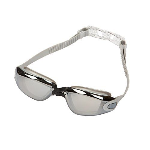 AllThingsAccessory® Pro Swimming Goggles Anti Fog Technology Crystal Clear Vision Watertight Mirrored With UV Protection Swim Goggle For Men Women Best Adults Kids Boys Girls FREE Premium Case (Grey) - http://www.exercisejoy.com/allthingsaccessory-pro-swimming-goggles-anti-fog-technology-crystal-clear-vision-watertight-mirrored-with-uv-protection-swim-goggle-for-men-women-best-adults-kids-boys-girls-free-premium-case-g/swimming/