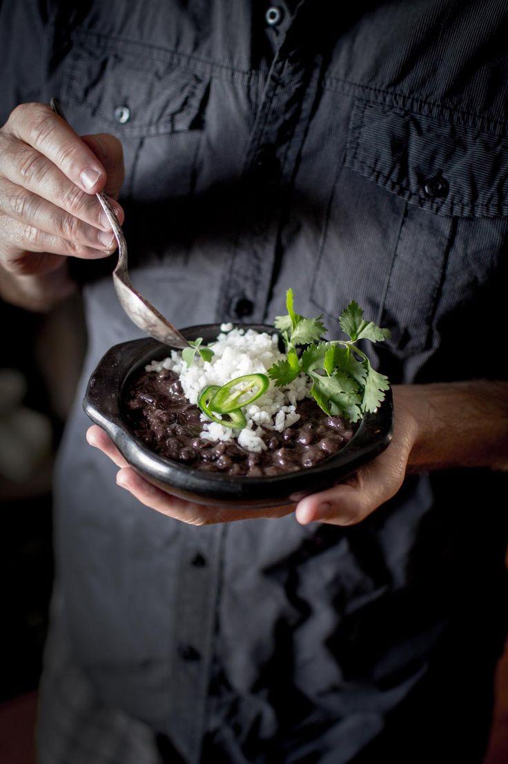 Frijoles Negros - kubanische schwarze Bohnen |  heneedsfood.com