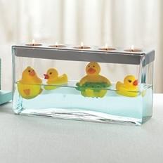 Cute Baby Shower Centerpiece Idea