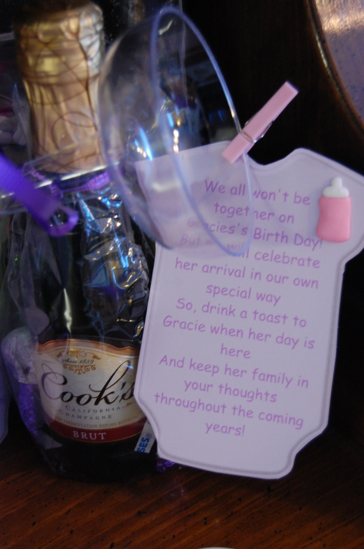 Cutest Shower Favor Ever Champagne Glass Cookie And