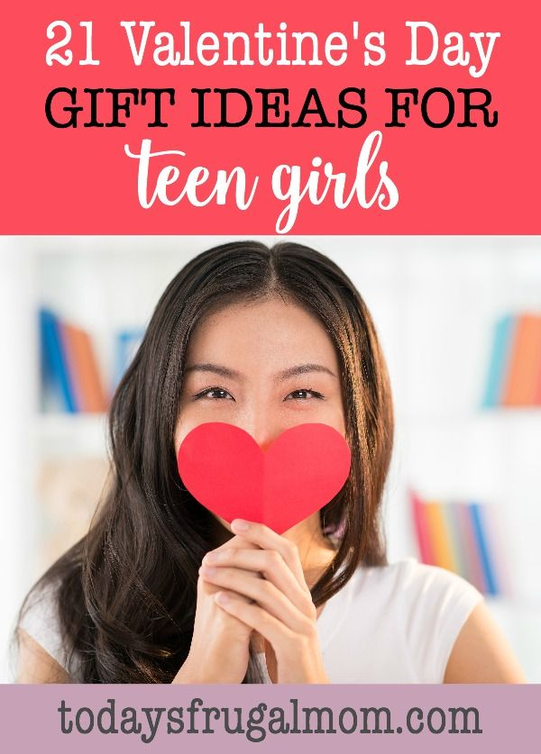 21 valentines day gift ideas for teen girls