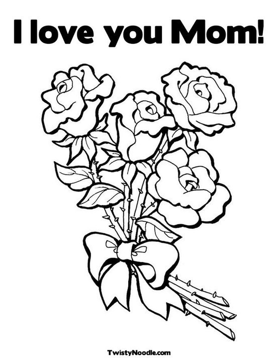 Missing Mom Mom Coloring PagesMomPrintable Coloring Pages Free