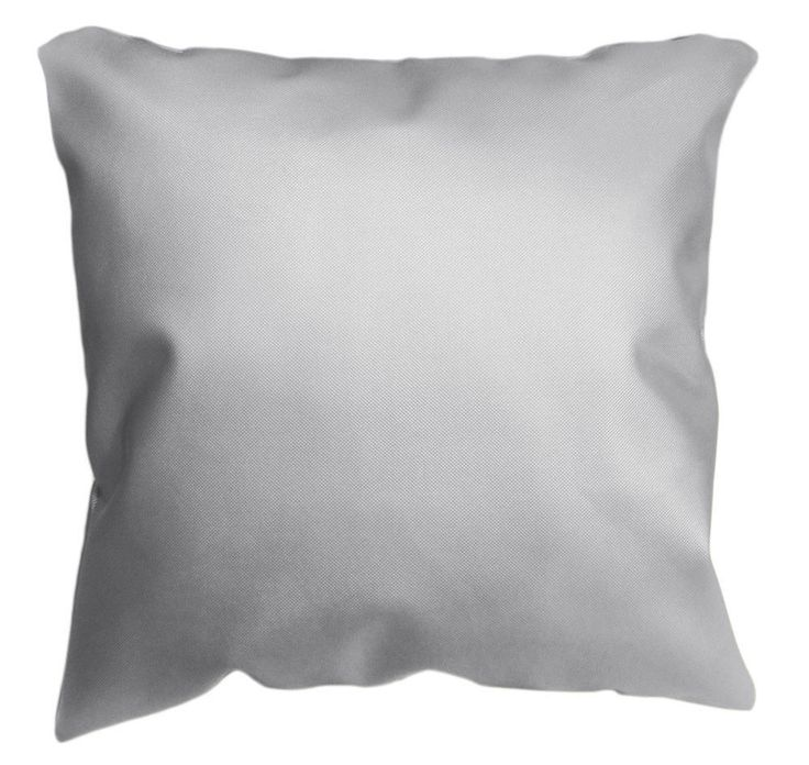 Pa811A Silver Pvc/Pu Water Proof Outdoor Cushion Cover/Pillow Casecustom  Size