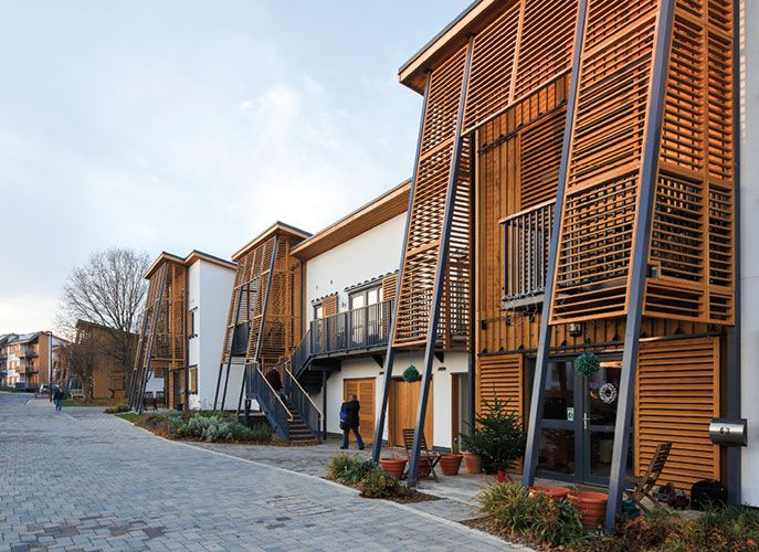 2014 SHORTLISTED SCHEMES > Completed Schemes / The Housing Design Awards