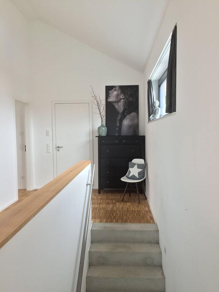 Die besten 25+ schwarze Treppe Ideen auf Pinterest Treppe - wohnen schwarz wei