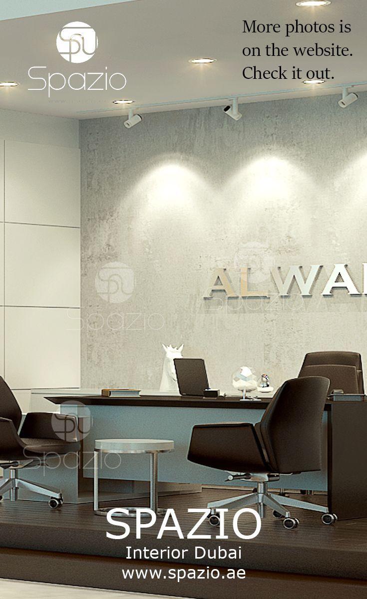 Professional Office Decor And Interior Design Is Created By Designer Team  Of Spazio InterPro Decoration LLC