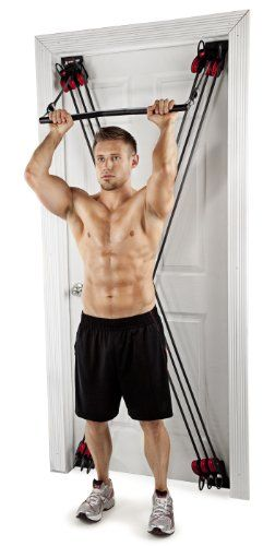 http://pins.getfit2gethealthy.com/pinnable-post/weider-x-factor-door-gym-3/ You don't need a membership to get a great gym workout. Grab hold of the Weider® X-Factor door gym and tone your muscles at home!