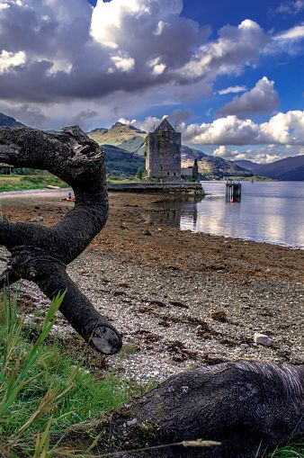 Carrick Castle, Cowal, Argyll Scotland