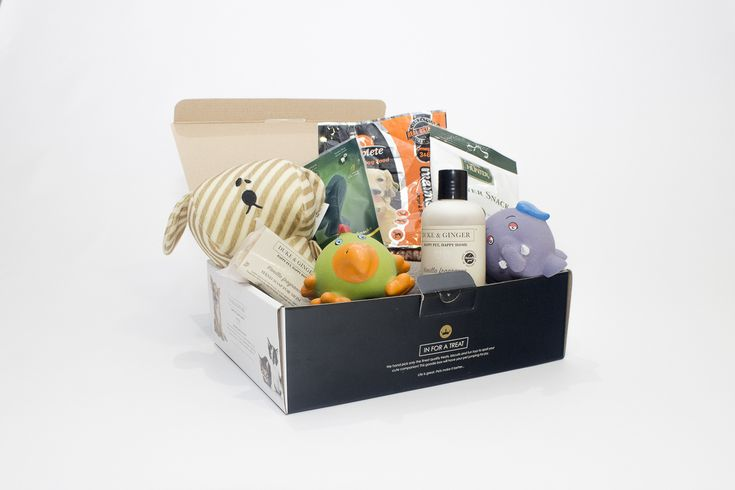 Win 1 of  2 Happy Tails Boxes! July 2016 Competition