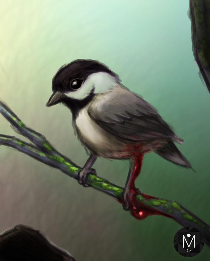 """""""Chickadee"""" by Mason Butterwick"""