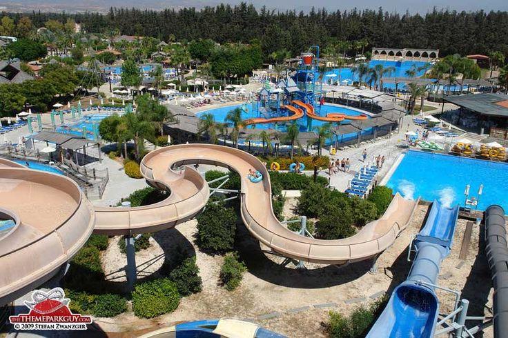 Fasouri waterpark, near #Limassol, #Cyprus