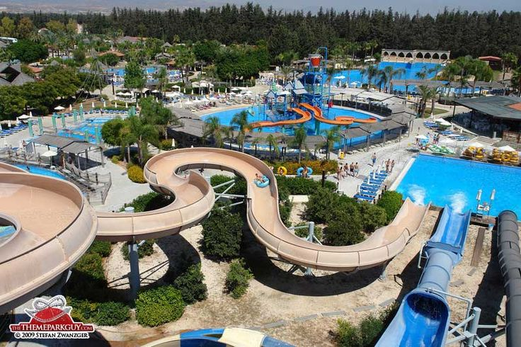 Fasouri waterpark, near #Limassol, #Cyprus