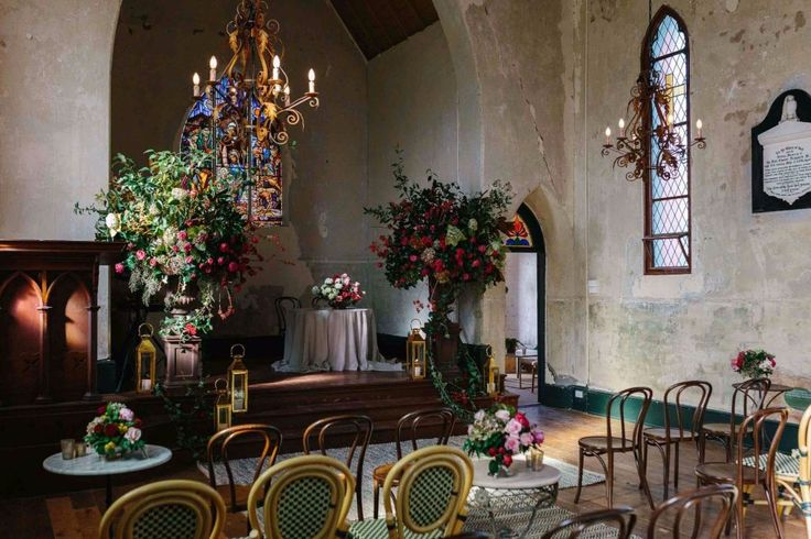 Looking for a beautiful VIC country church for your wedding venue? Churchill is…