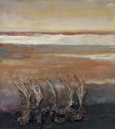 "Saatchi Art Artist Olivier Dubois-Cherrier; Painting, ""Process Of Uprooting #3"" #art"