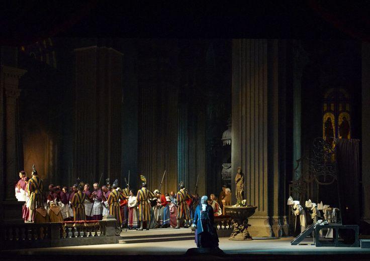 """""""Ah, non abbiamo il soprano…"""": colpo di scena sul finale di TOSCA a Vienna"""