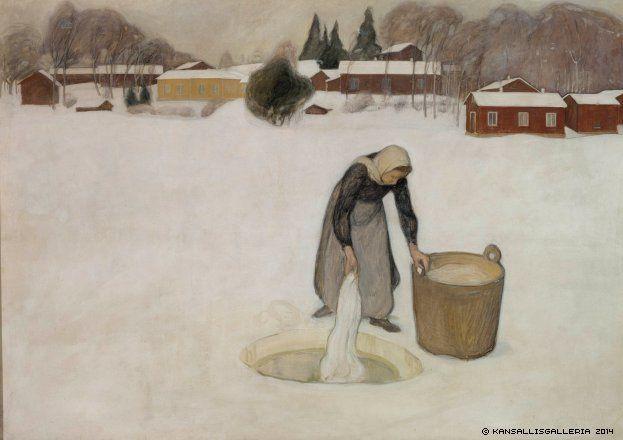 Pekka Halonen, Finnish National Gallery - Art Collections