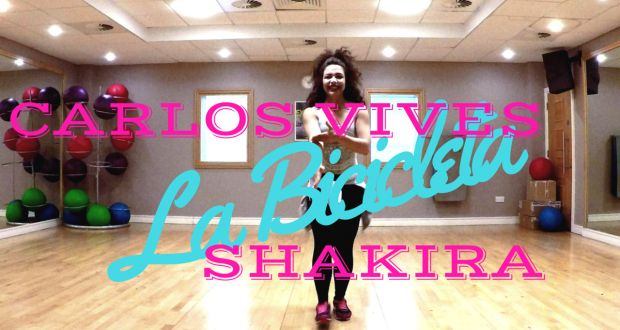 Carlos Vives, Shakira - La Bicicleta - Choreo By 2activelab - 2activelab