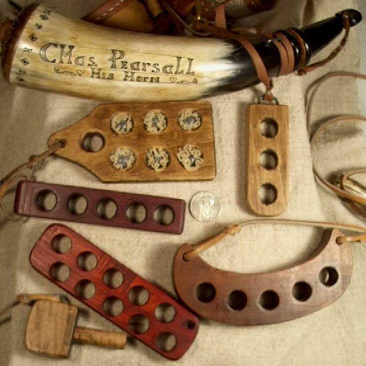 How do you organize your shooting bag? - Traditional Muzzleloading Forum - Muzzleloader Flintlock Black Powder