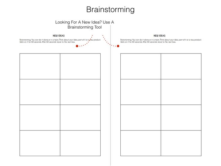 Rebel's Agenda Brainstorming Tool