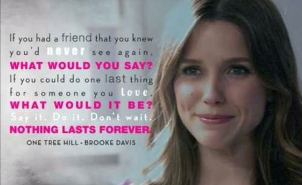 I rlly love this quote!:) #sentimental #bestofbrookedavis