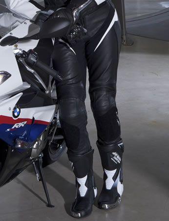 Women's motorcycle suit | Pant - BMW Start Suit Leather ...
