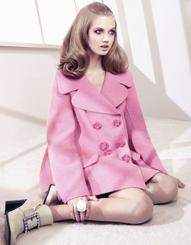 voguelovesme:  Lindsey Wixson by Sharif Hamza for Vogue Japan August 2012