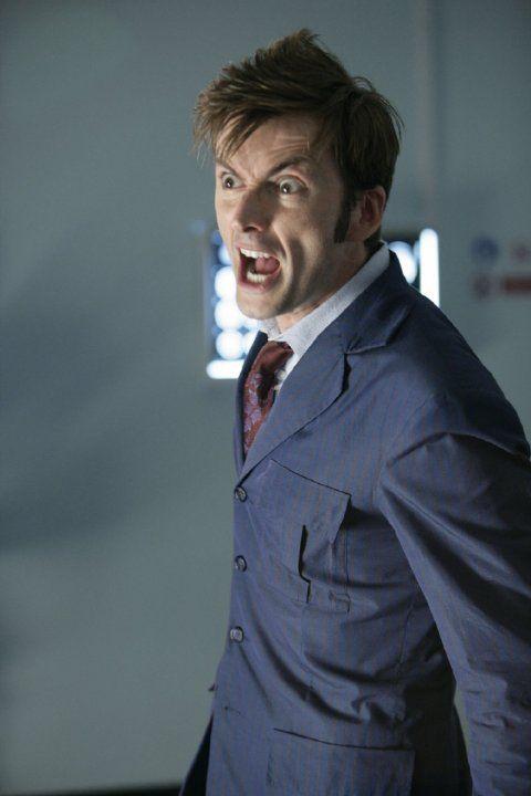 Still of David Tennant in Doctor Who (2005)