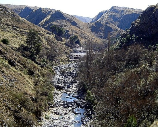 Cerro Aspero - Pueblo Escondido, Calamuchita, Cordoba Global