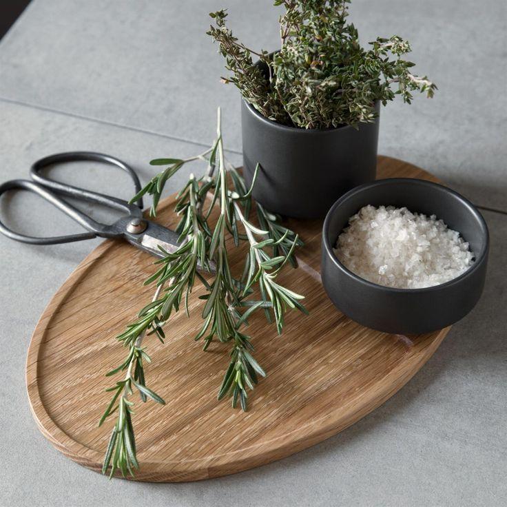 By Wirth - Serve Me Bowl - Skål - Lysegrå - skåle - service - køkkentilbehør - køkkenudstyr - inspiration