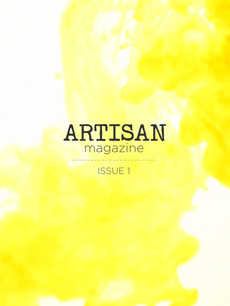 Inky cover - Issue 1