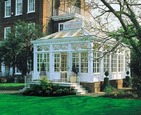 Conservatories and sunrooms offer outdoor living in all for Adding a conservatory