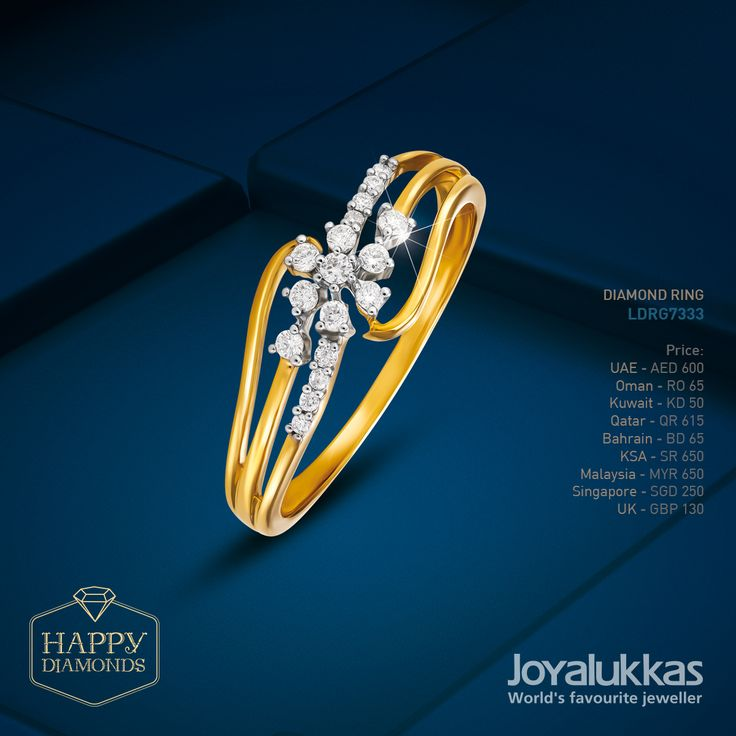 16 best happy diamonds from joyalukkas images on pinterest find this pin and more on happy diamonds from joyalukkas by joyalukkas jewellery mozeypictures Images