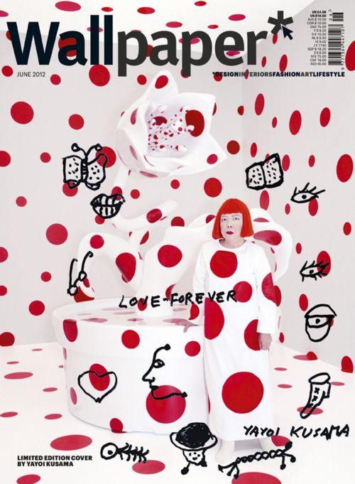 Wallpaper x Yayoi Kusama