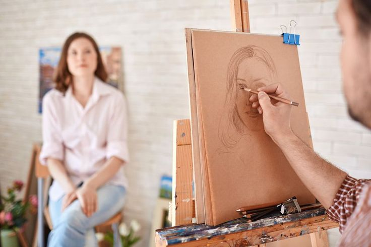 Step-By-Step Formula For Drawing Beautiful Realistic Portraits | www.drawing-made-easy.com | #realistic #portraits