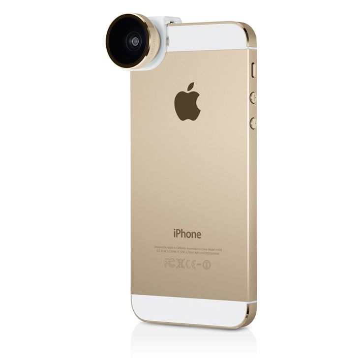 Olloclip 4-in-1 Lens System for iPhone 5/5s and iPod touch (5th Gen.) - Apple Store (U.S.)