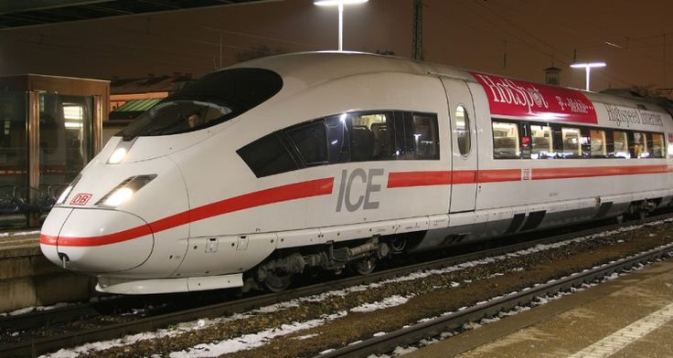 Bahn: Internationaler Fernverkehr mit neuem Rekord