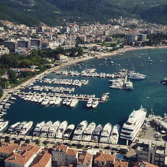 MC Marina Budva - Croatia  Charter a yacht and sail the beautiful Croatian coastline with Yachts-Sailing.com
