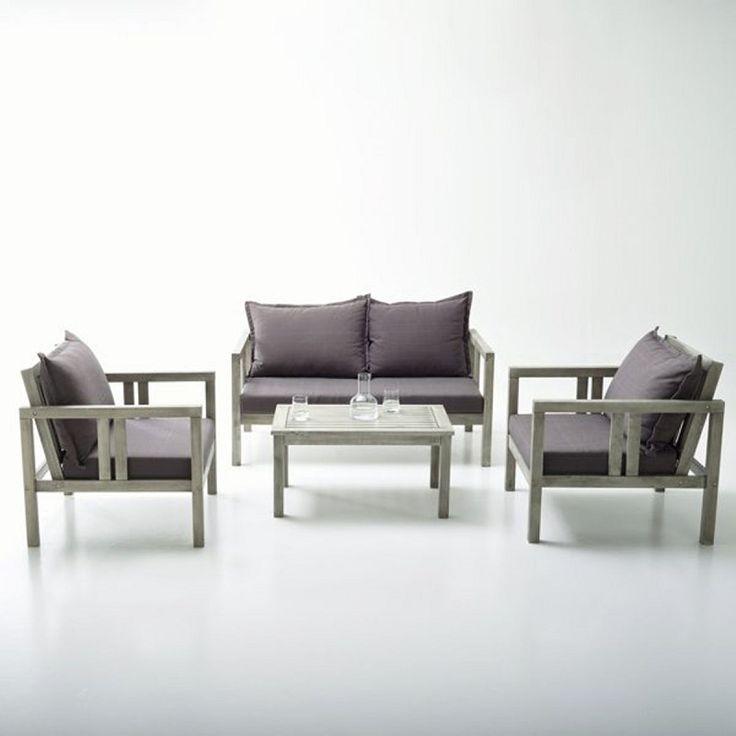 522 best meubles et d co la redoute images on pinterest - Salon jardin eucalyptus ...